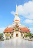 Buddhist temple in Thailand Royalty Free Stock Images