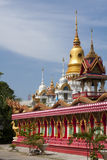 Buddhist Temple, Thalang, Phuket Royalty Free Stock Photo