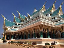 Wat Pa Phu Kon, Temple of Udonthani Thailand Stock Photos