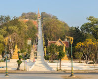 Buddhist temple in Uthai Thani, Thailand Stock Photo
