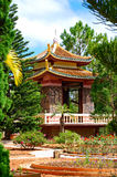 Buddhist temple, Vietnam Royalty Free Stock Photos