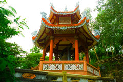 Buddhist temple in Vietnam Stock Images