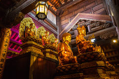 Buddhist temple in Vietnam Royalty Free Stock Image