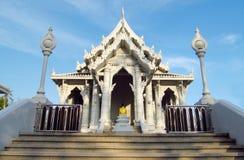 Buddhist temple Wat Kaew Korawaram in Krabi town Thailand Stock Photo