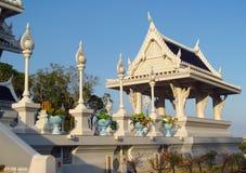 Buddhist temple Wat Kaew Korawaram in Krabi town Thailand Royalty Free Stock Photo