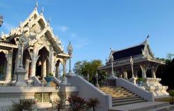 Buddhist temple Wat Kaew Korawaram in Krabi town Thailand Royalty Free Stock Photography