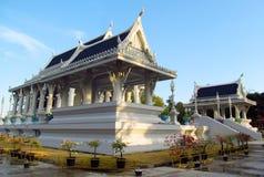 Buddhist temple Wat Kaew Korawaram in Krabi town Thailand Royalty Free Stock Images