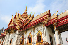 Buddhist temple of Wat None Kum. Nakhon Ratchasima,Thailand Stock Photos