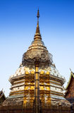 Wat Phra That Doi Suthep, Chiang Mai, Thailand Royalty Free Stock Image