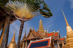 Wat Phra Kaeo 2 Stock Images
