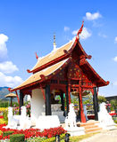 Buddhist temples Stock Photo
