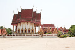 Buddhist temples Royalty Free Stock Photos