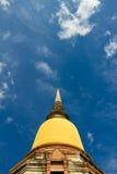 Buddhist temples of Ayuthaya, Thailand Royalty Free Stock Photos