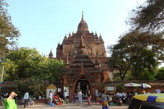 Buddhist temples in Bagan, Stock Photos