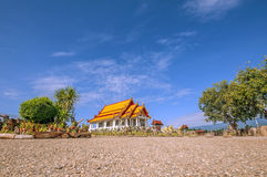 Buddhist temples and buildings Stock Photography