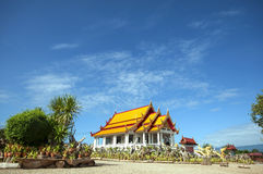 Buddhist temples and buildings Royalty Free Stock Photos