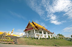 Buddhist temples and buildings Royalty Free Stock Photography
