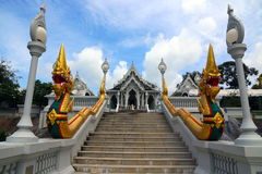 Buddhist temples Stock Photo