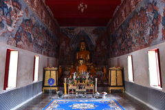 Buddhist temples Stock Image