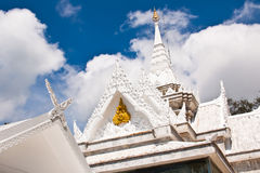 Buddhist temples in Thailand. Royalty Free Stock Photography
