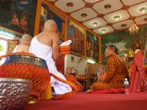 Buddhist way Royalty Free Stock Photos