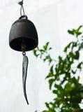 Buddhist wishing bell, Thailand Stock Image