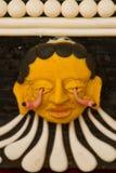 Buddhist yak butter, sculptures, Gyuto monastery, Dharamshala, I Stock Photo
