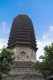 Buddhistic pagoda Royalty Free Stock Images