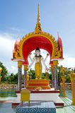 Buddhistic Pagoda Stock Photography