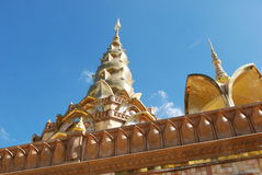 Buddhistic pagoda Royalty Free Stock Photography