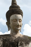 Buddhistic Sculpture Royalty Free Stock Photo