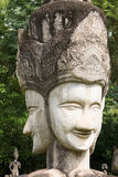 Buddhistic Sculpture Stock Photography