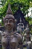 Buddhistic Statue Lizenzfreies Stockbild