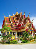 Buddhistic Temple Royalty Free Stock Photos
