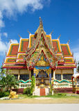 Buddhistic Temple Stock Photography