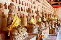 Buddhistische Abbildung Stockfotos