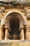 Buddhistische Höhle/Tempel Lizenzfreie Stockfotos