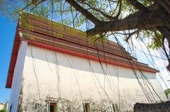 Buddhistische Kirche Stockbild