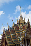 Buddhistische Kirche Lizenzfreies Stockfoto