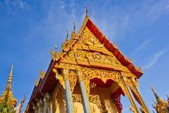 Buddhistische Kirche auf KOH samui Lizenzfreie Stockbilder