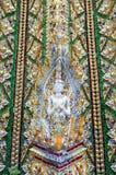 Buddhistische Skulptur Stockbilder