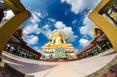 Buddhistische Skulptur Lizenzfreie Stockfotografie