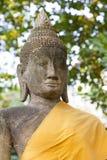 Buddhistische Statue Stockfotografie