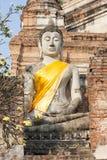 Buddhistische Statue Lizenzfreies Stockfoto