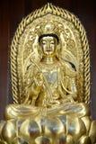 Buddhistische Statue von Kuan Yin Stockfotografie