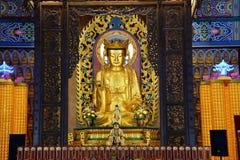 Buddhistische Statue von Kuan Yin Stockfotos