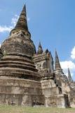 Buddhistische stupas lizenzfreie stockfotos