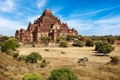 Buddhistische Tempel bei Bagan Kingdom, Myanmar Lizenzfreies Stockfoto