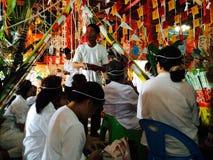 Buddhistische Tradition Nord Lizenzfreies Stockbild