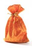 Buddhistische Verzierungtasche, Thailand. lizenzfreies stockbild